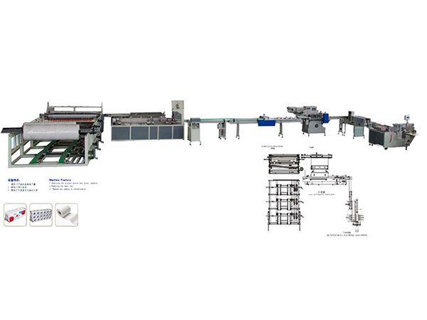 JN-FJ卫生纸生产线