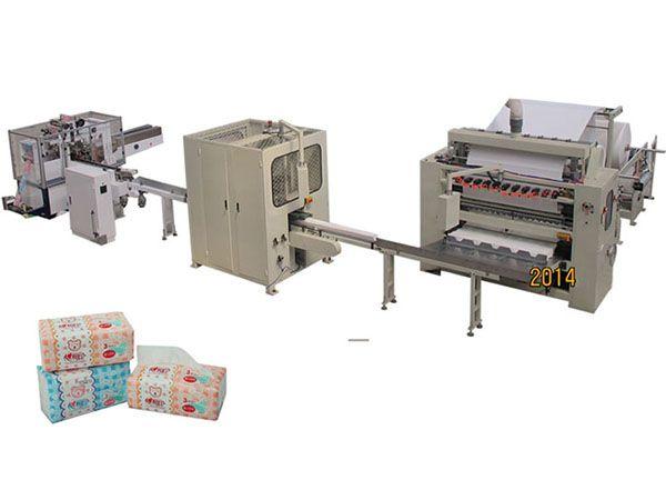 JN-PL-FT 必威备用网面巾纸生产线