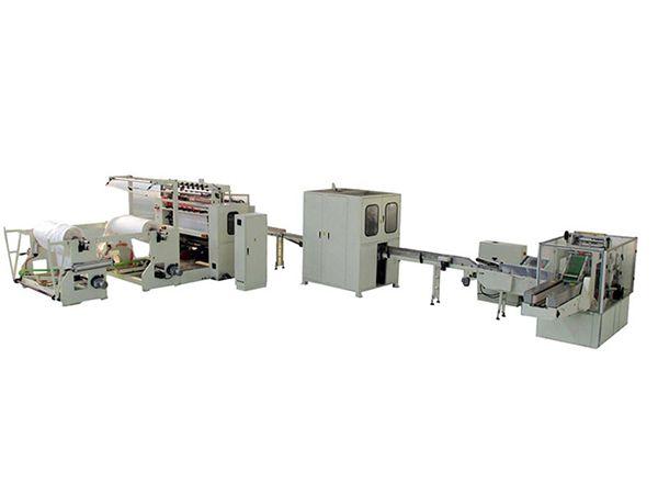 VN-VMJ-面巾纸生产线